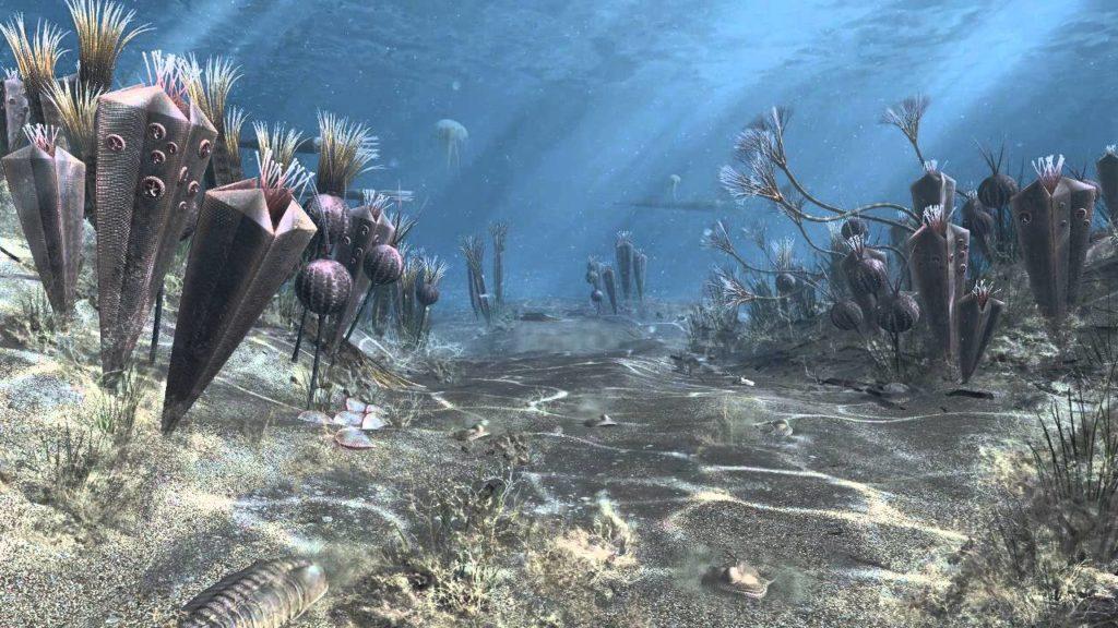 Силур, часть 3: Загадка палеодиктионов