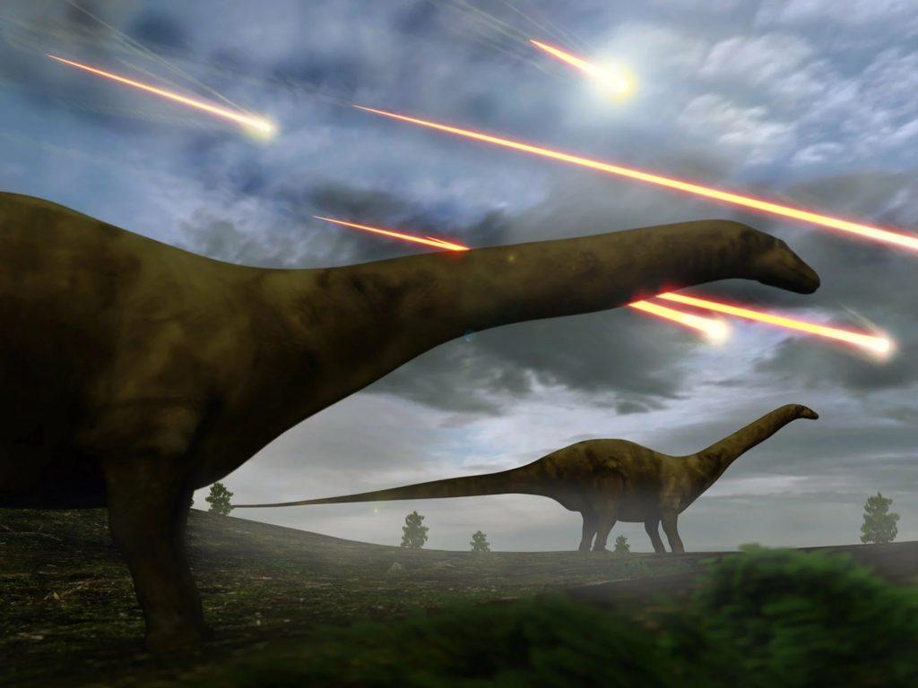Вымирание динозавров и падение астероида. Если ли связь?