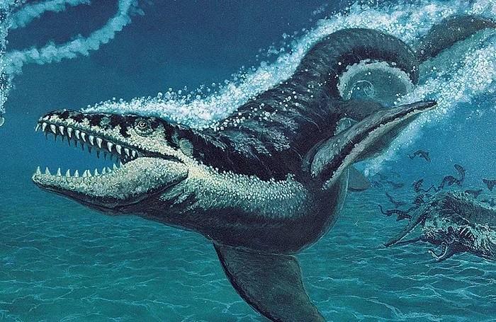 Почему самый крупный хищник мелового периода - не динозавр