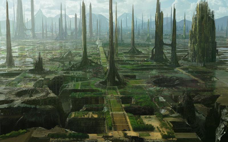Могла ли на Земле существовать биологическая цивилизация?
