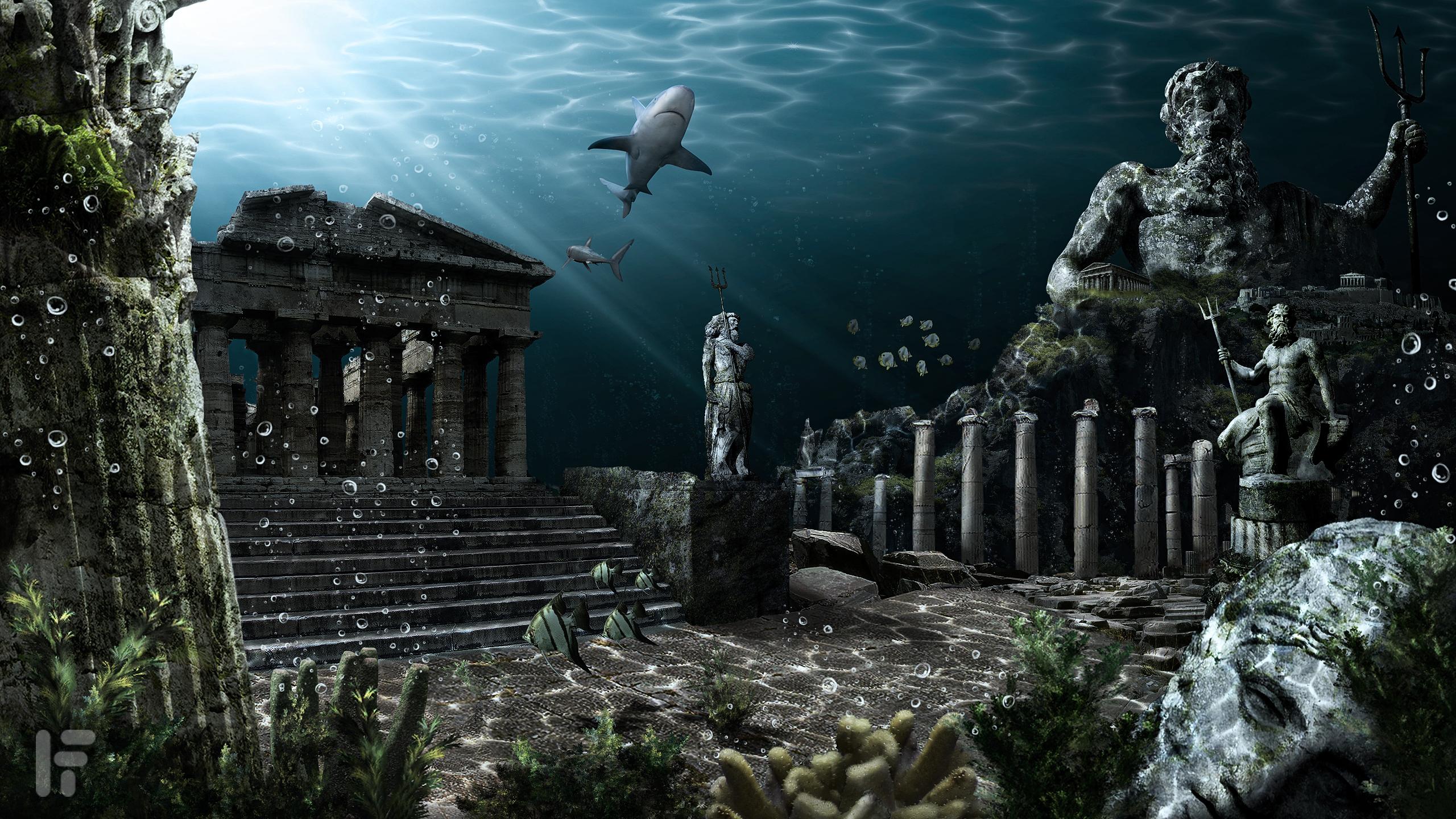 Атлантида: Как современный мир узнал о погибшей цивилизации