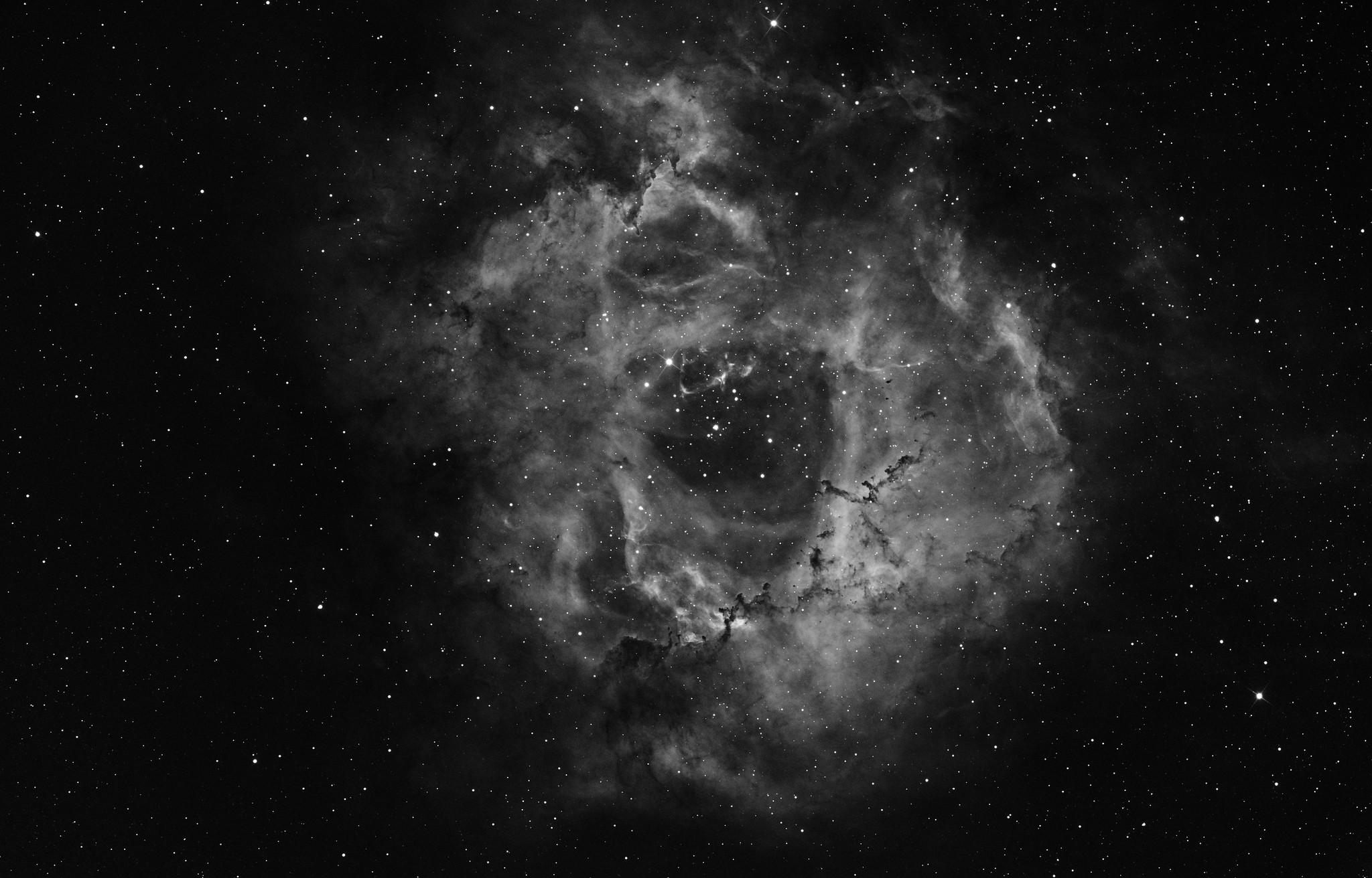 Чёрное Солнце: Как туманности превращаются в звезды
