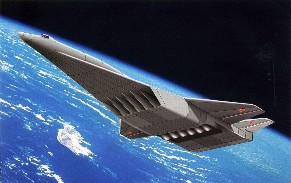 Атомный двигатель в авиации