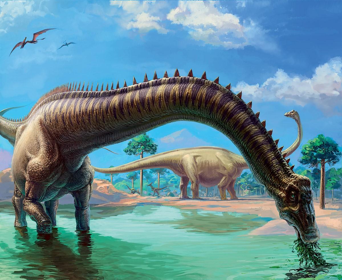 Юрский период: Как динозавры стали гигантами