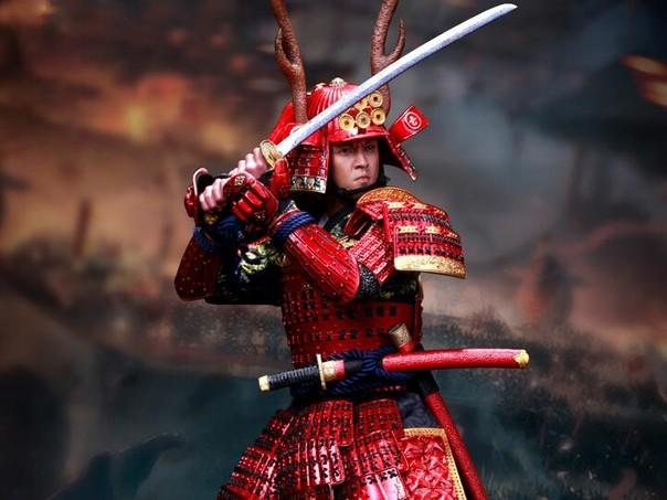 Мифы: Непобедимые самураи и совершенство катаны