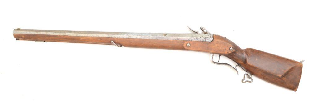 24 нетривиальных факта из истории кремнёвого ружья. Часть 1