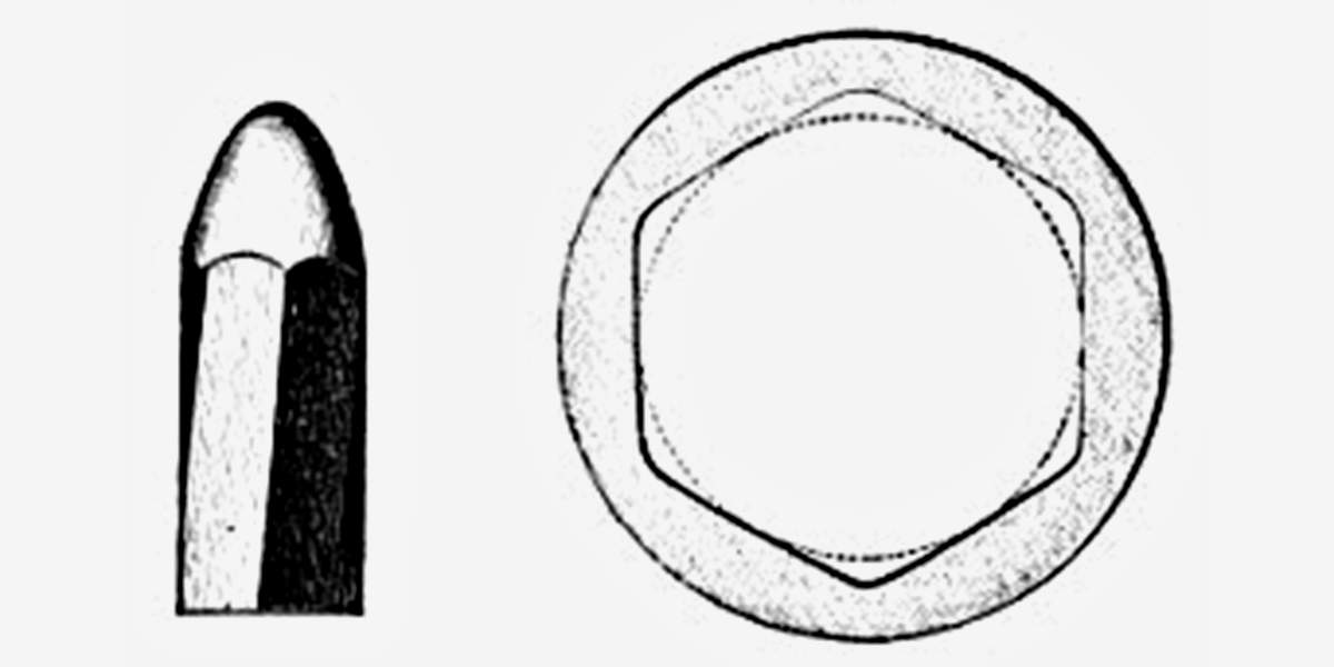 Необычное оружие: Винтовки с полигональными нарезами