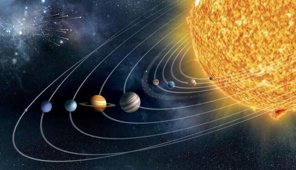 Гипотеза подтвердилась: Странные совпадения в Солнечной системе