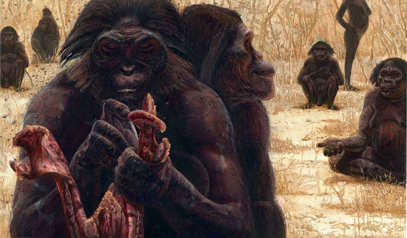 Антропогенез 2-3 миллиона лет назад: Умелые нелюди