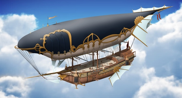 НЛО XIX столетия: Нашествие летающих кораблей
