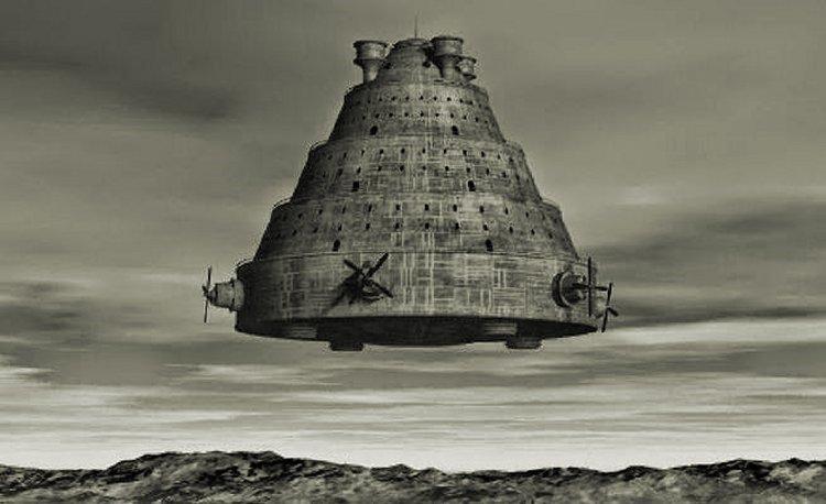 НЛО: Виманы, воздушный флот древней Индии