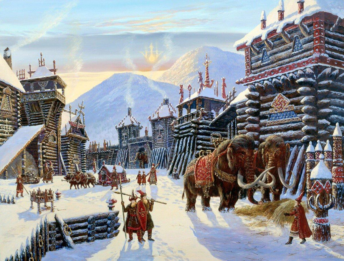 Арктида: Могли ли в прошлом цивилизации существовать вблизи полюсов