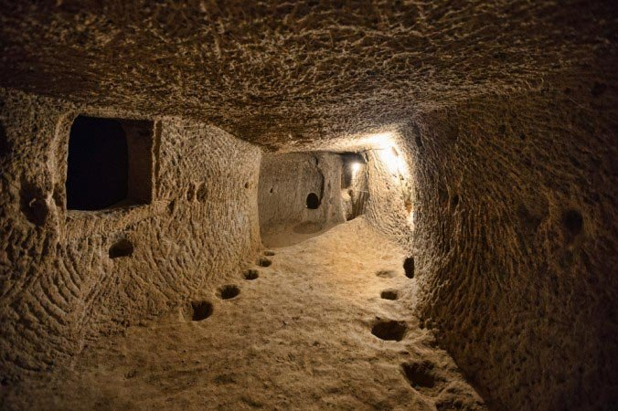 Деринкую: Тайны подземных народов