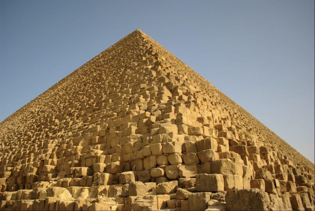 Пирамиды: Как были построены гробницы фараонов