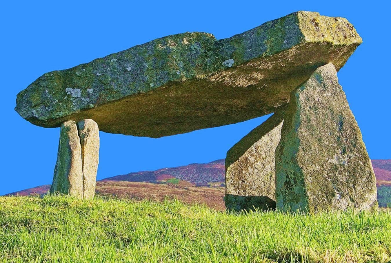Мегалиты: «Культура дольменов» от Атлантического до Тихого океана