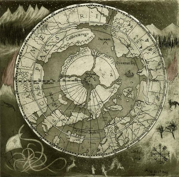 Гиперборея, Арктида, Туле — тайная география севера