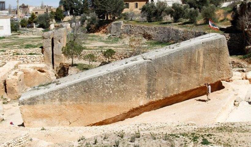 Мегалиты: Перемещение гигантских каменных блоков