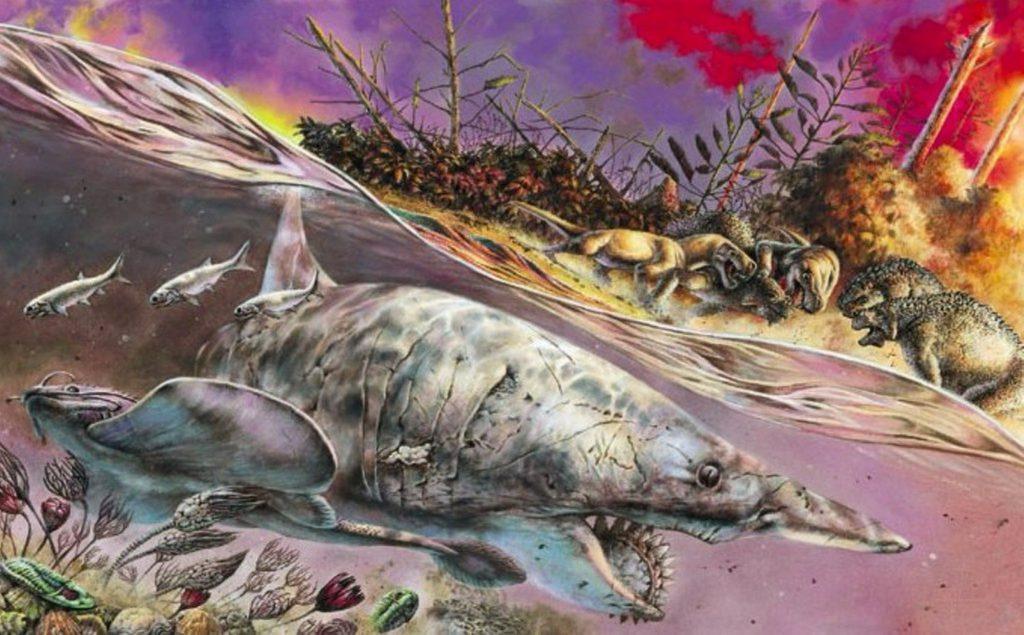 Пермский период, часть 4: Саблезубые бегемоты и живые парусники