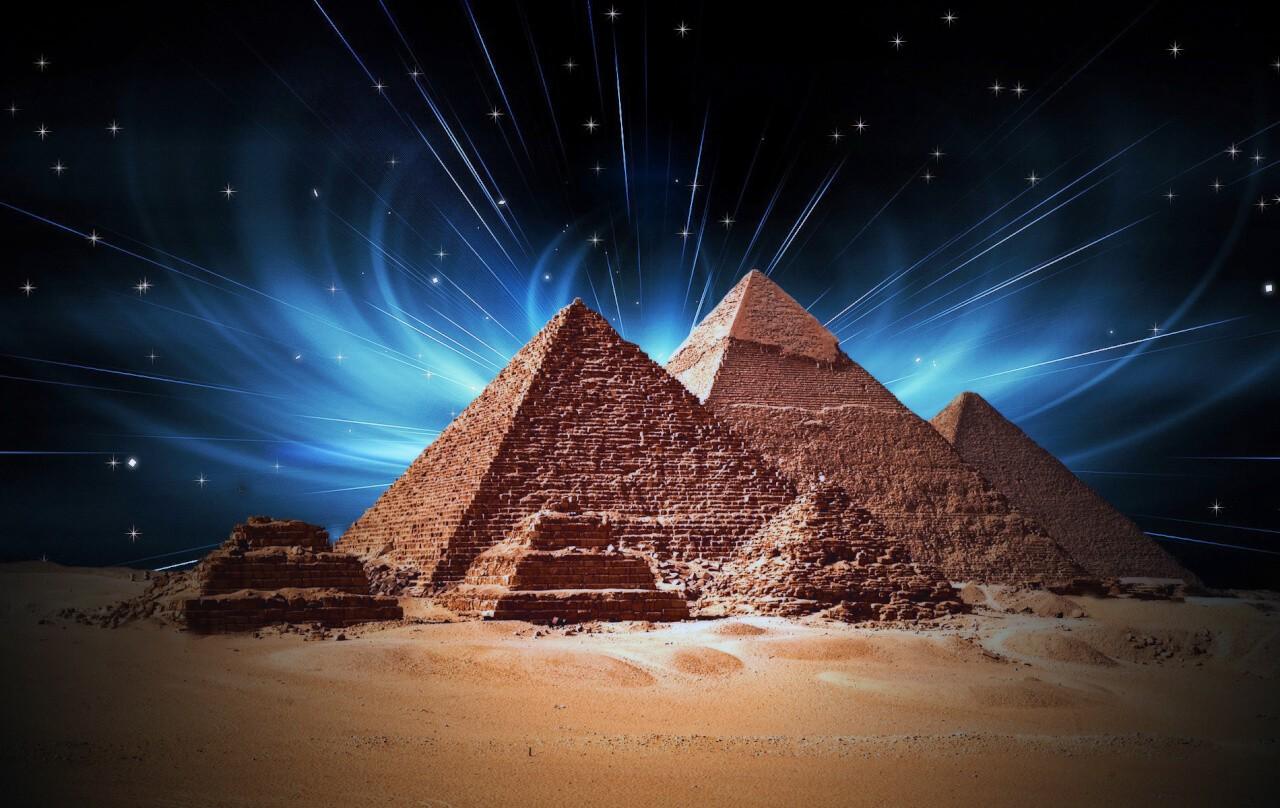 Тайны пирамид: астрономическая ориентация