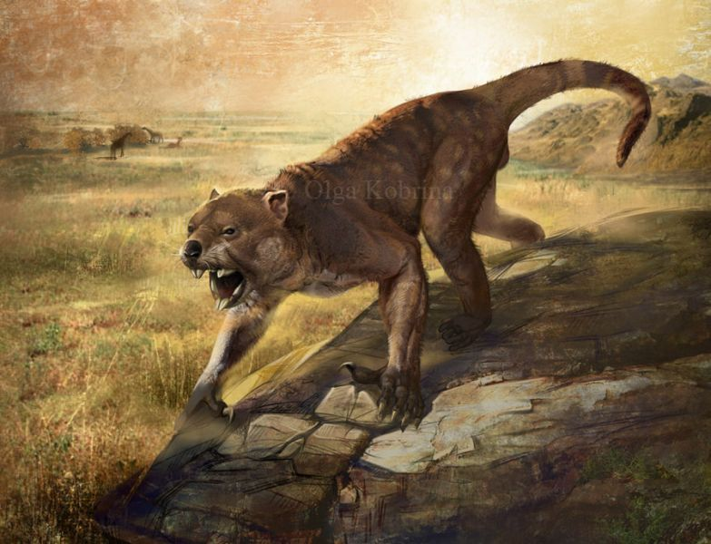Австралия доисторическая: Ящеры - современники людей, часть 2