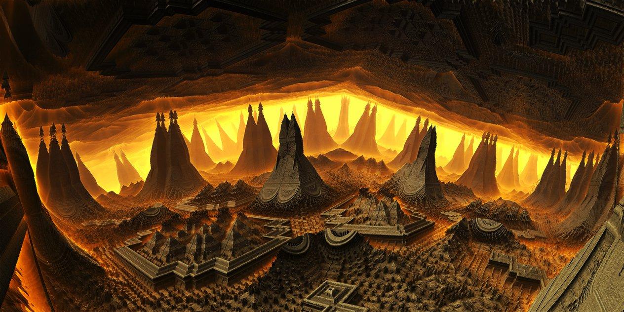 Цивилизация под землёй: Правда или вымысел?