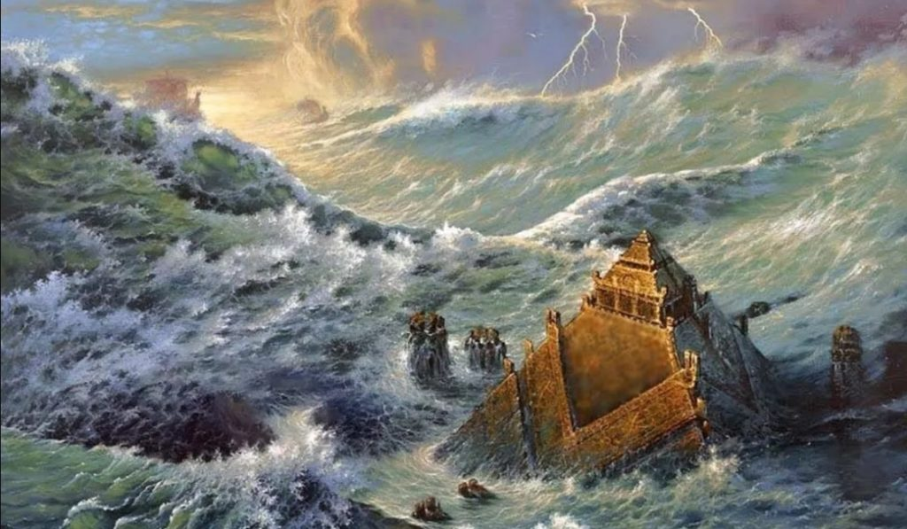 Всемирный Потоп: Существуют ли доказательства катастрофы
