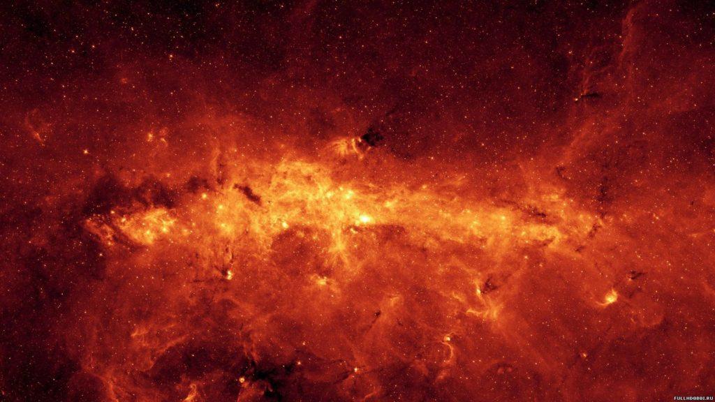 Почему и как взрываются галактики