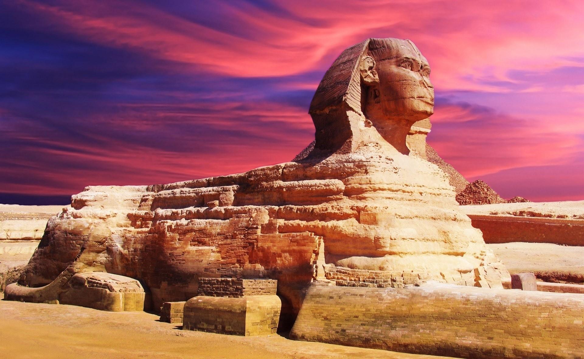 Правда ли, что Большой Сфинкс старше египетской цивилизации