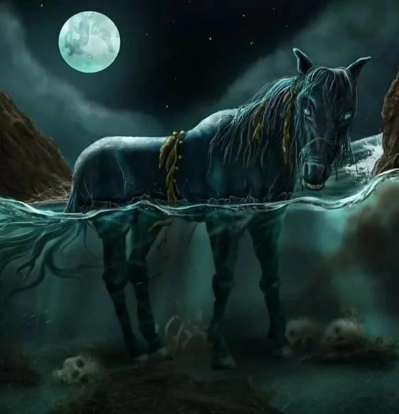Келпи: Странный монстр британской мифологии