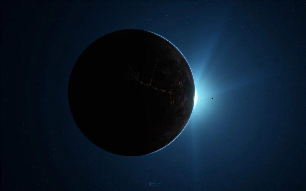 Тёмные планеты: Возможна ли жизнь без света?