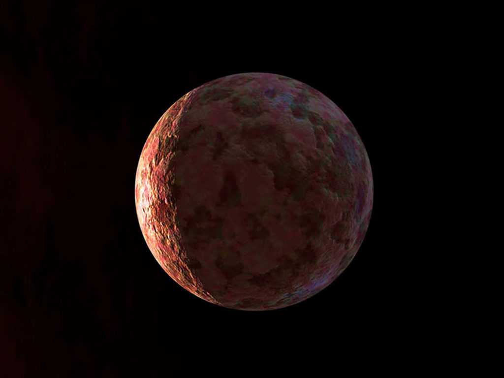 Седна: Планета-пришелец в Солнечной системе