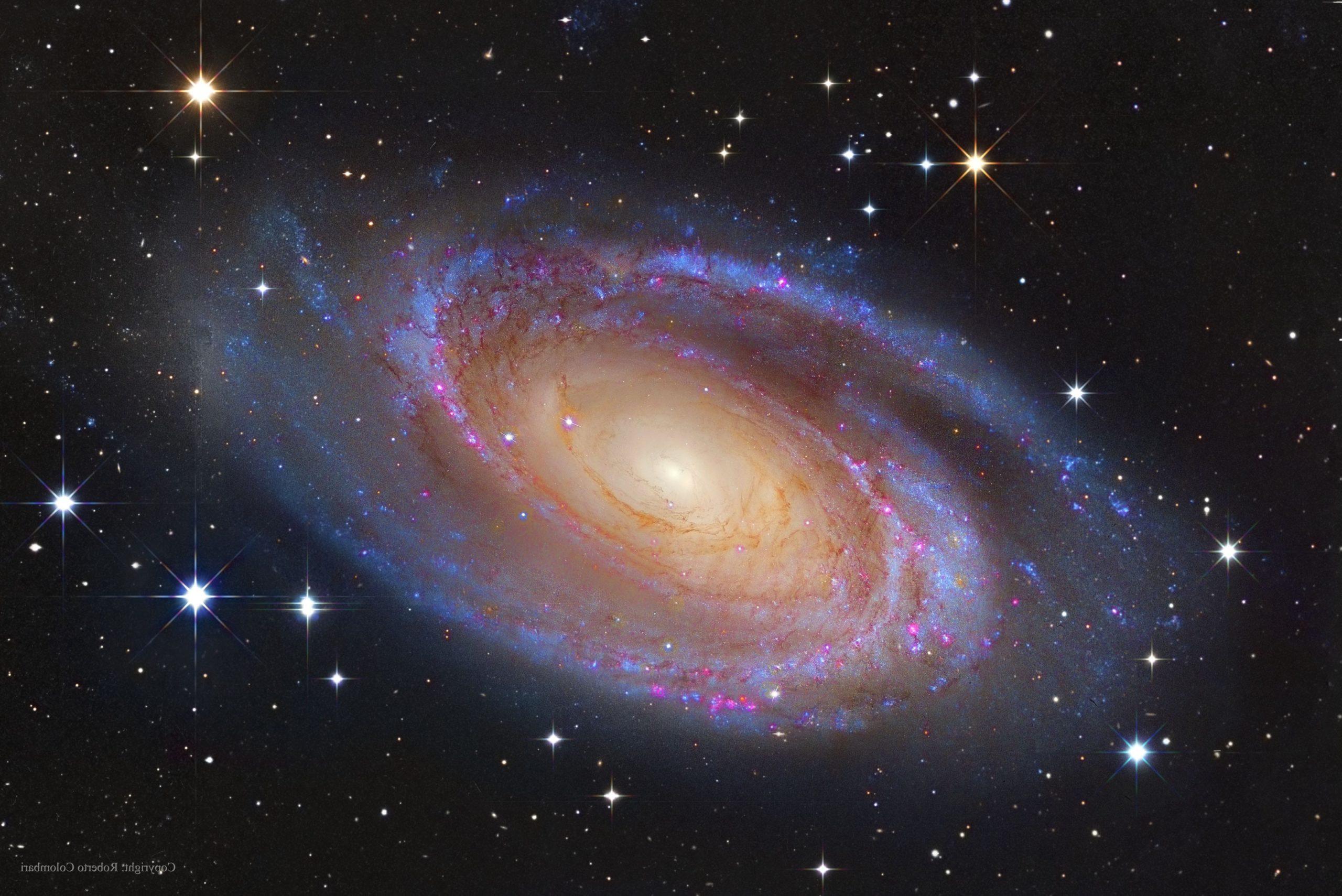 Ядра галактик: Таинственные сигналы рептилоидов
