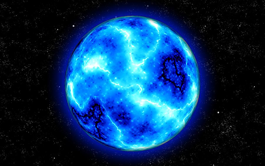 Самые редкие звёзды: Голубые карлики