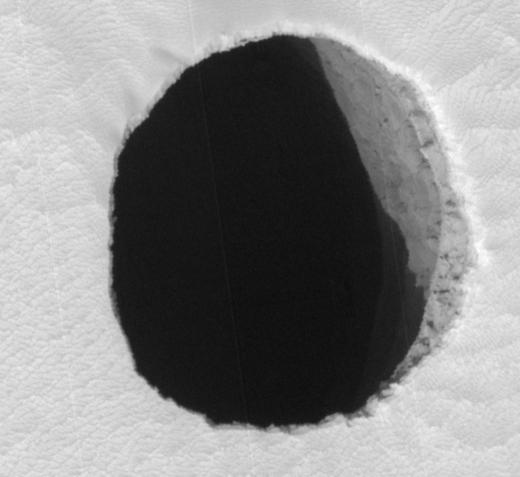 Марс: Входы во внутренний мир