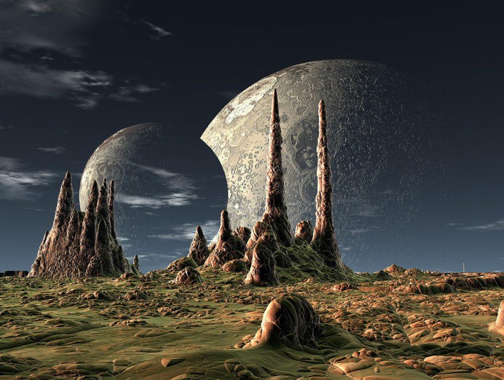 Планеты с необычными орбитами, и жизнь на них