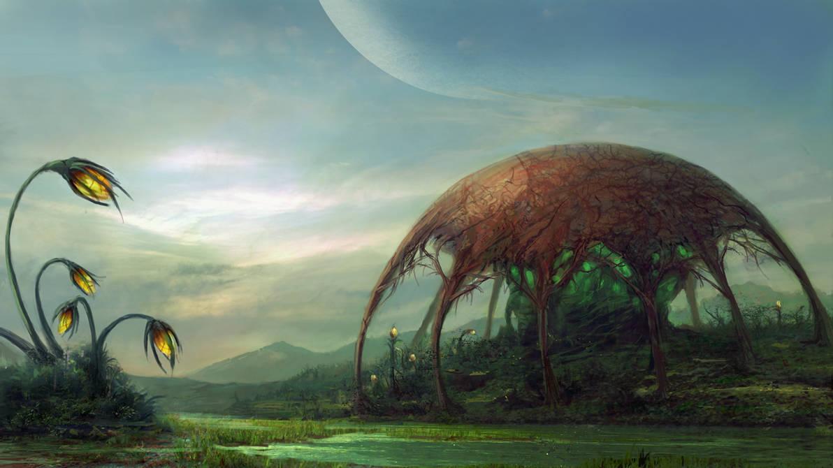 Самые странные планеты — «идеальные», и жизнь на них