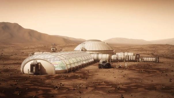 Полёт на Марс: Что нужно и что можно?