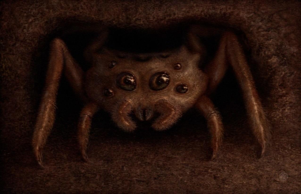 Подземные жители: Твари в глубинах Земли
