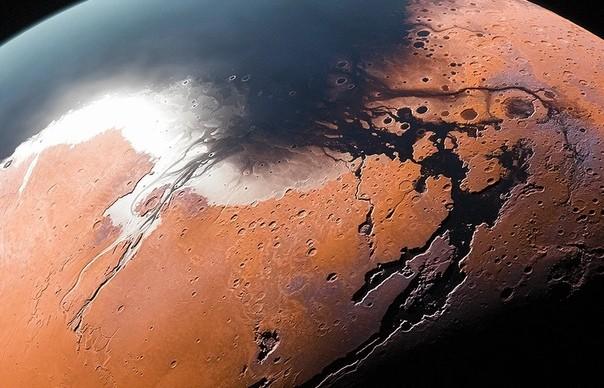 Марс: Великие реки Гесперийского периода