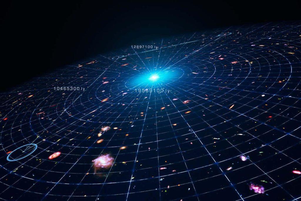 Как наблюдается расширение вселенной
