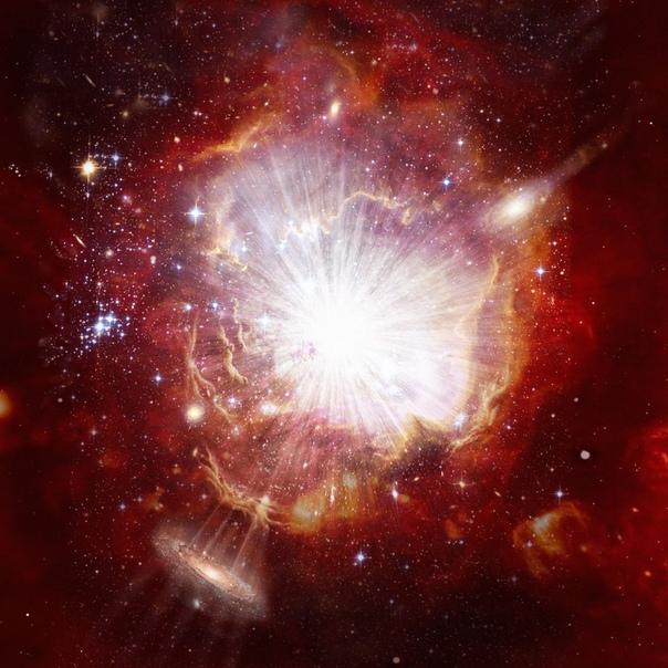 Теория Большого Взрыва: Что и почему взорвалось