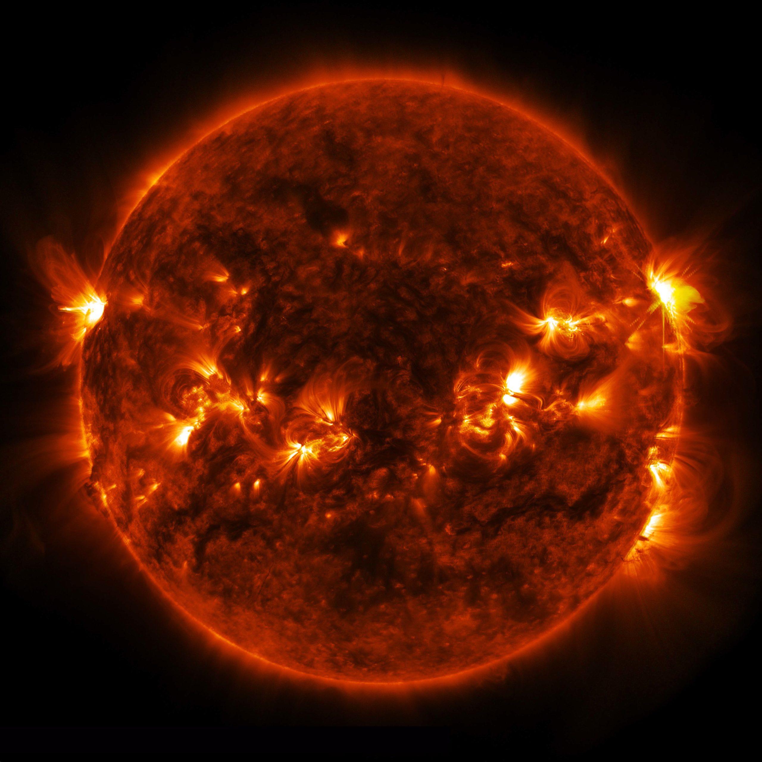 Готовит ли Солнце глобальную катастрофу?