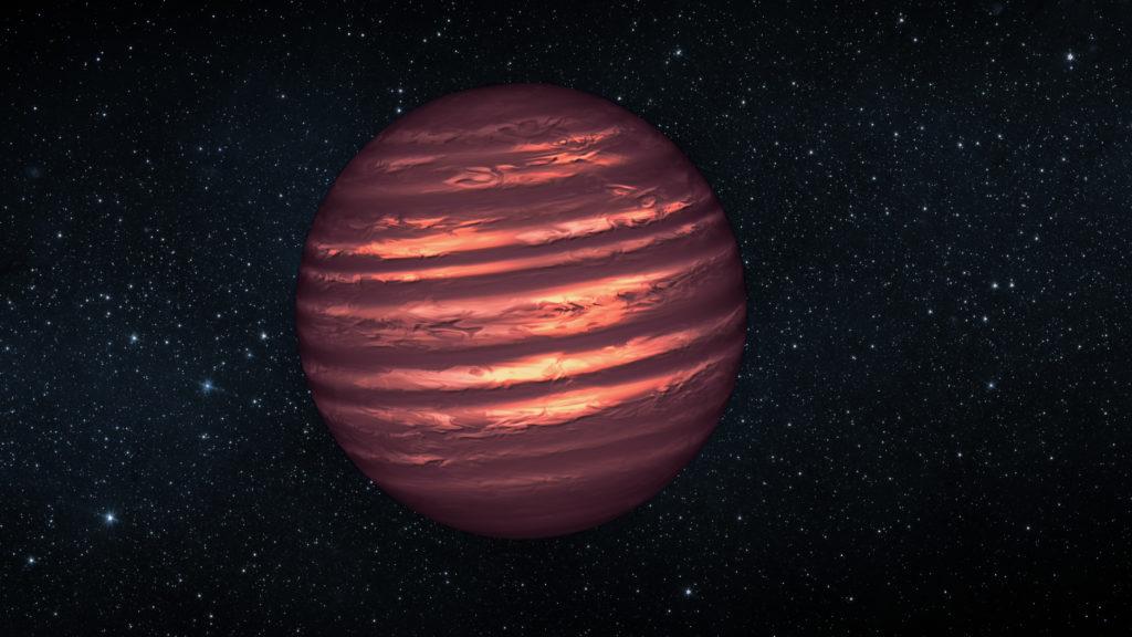Коричневые карлики: Самые лёгкие звёзды
