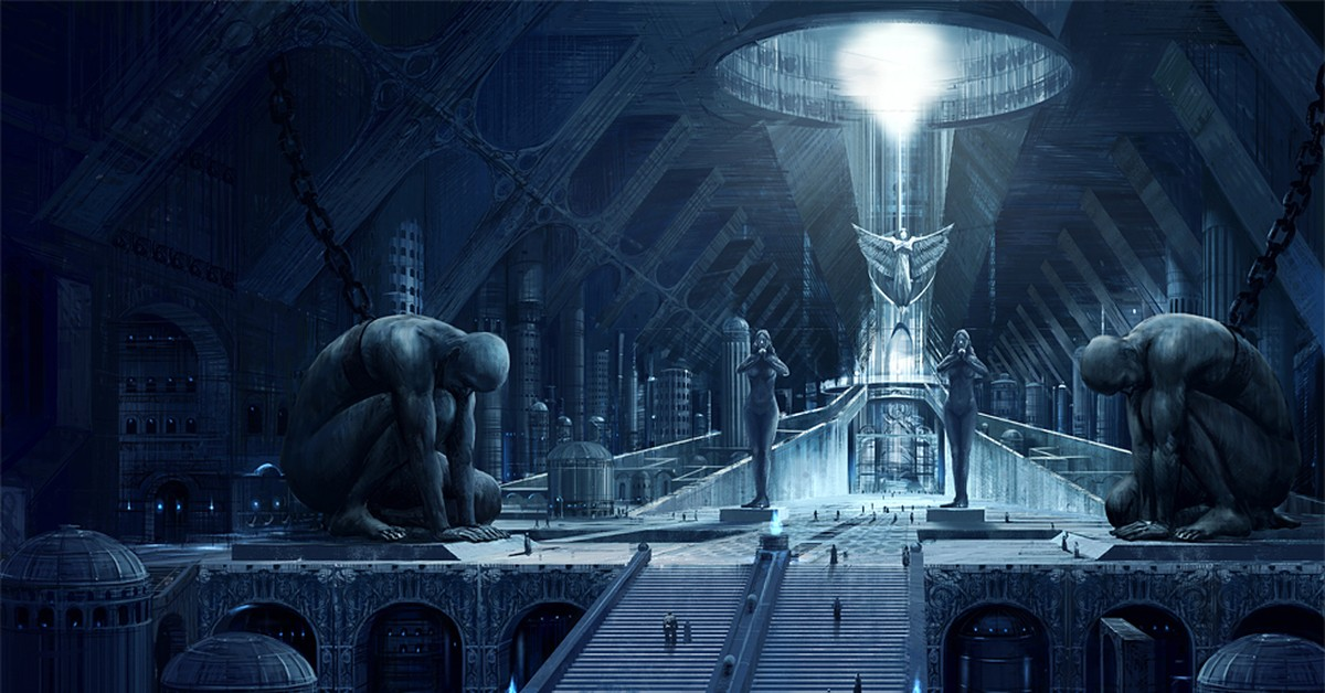 Подземный мир: Может ли в недрах планеты скрываться цивилизация?