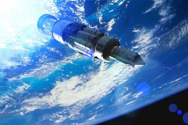 Ядерный реактор для полёта к Нептуну