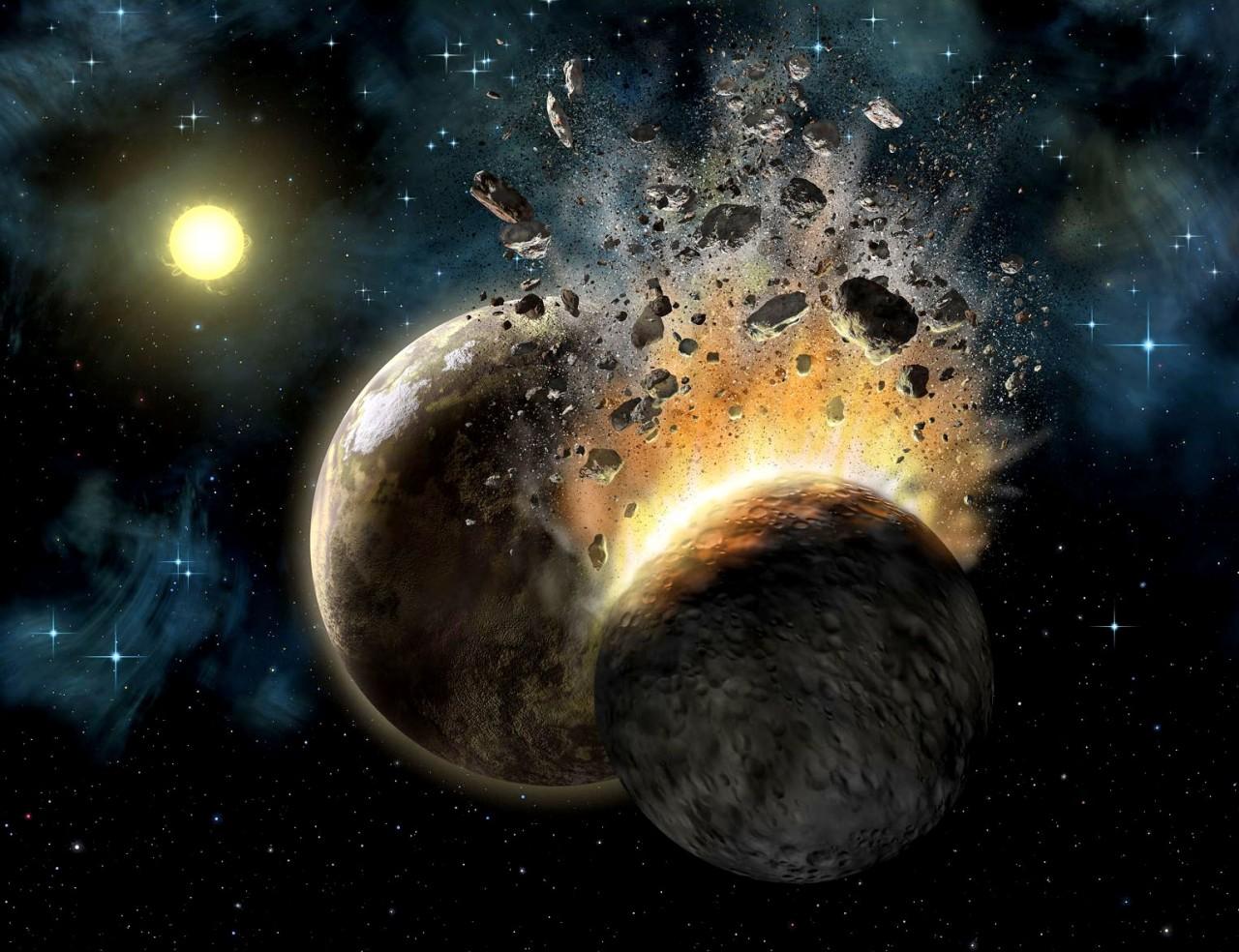 Фаэтон: Является ли пояс астероидов обломками планеты