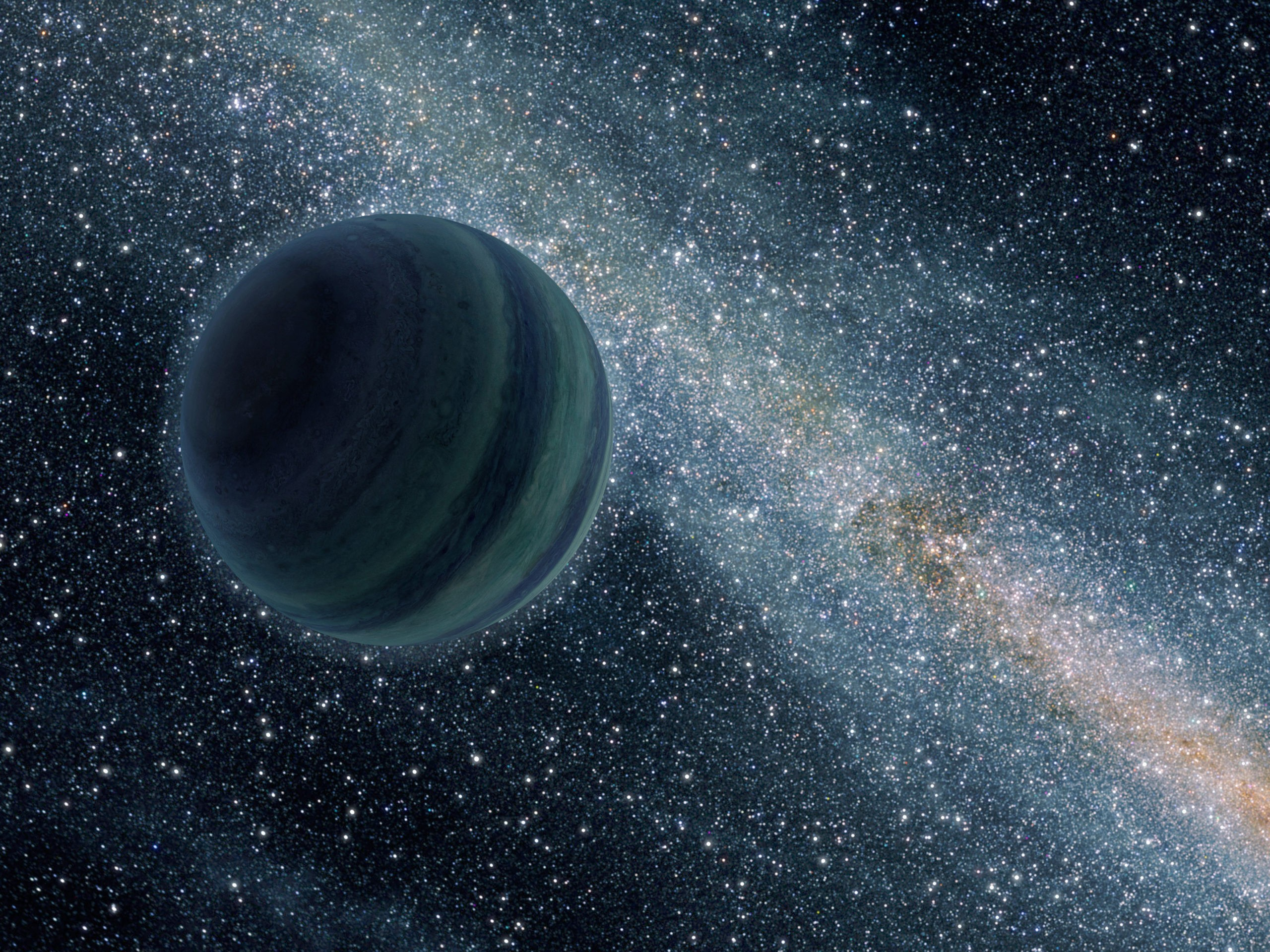 «Планета Х»: Потерянное тело на границах Солнечной системы