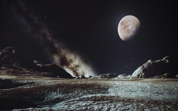Плутон: Далёкий холодный Ад, в прошлом бывший планетой