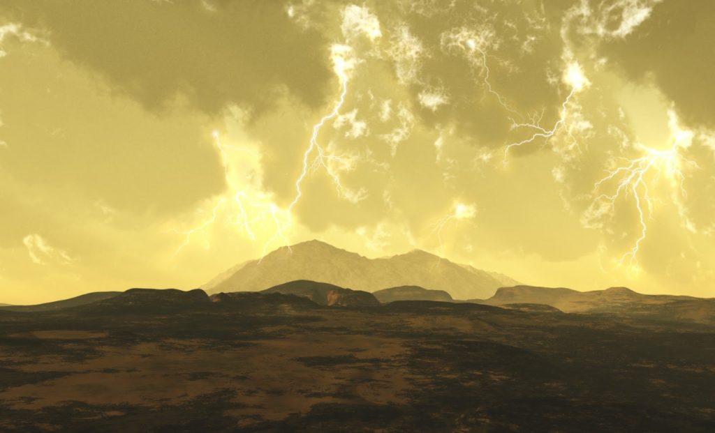 Венера: Как атмосфера этой планеты стала сверхплотной
