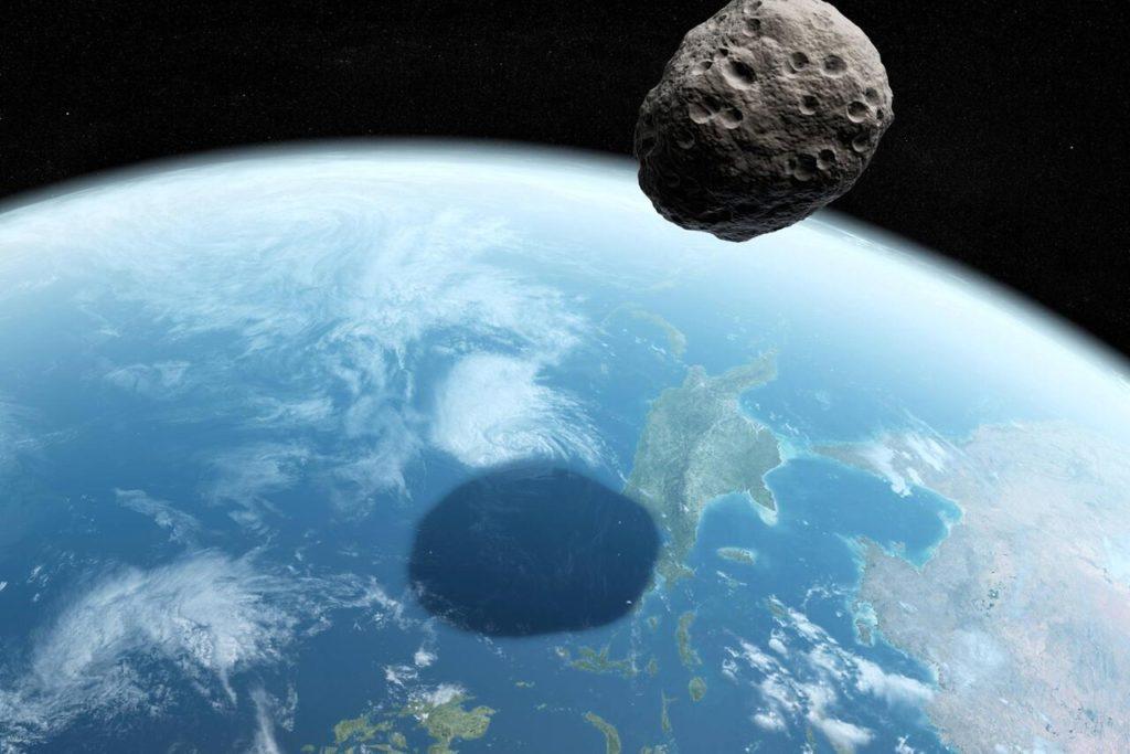 Можно ли уничтожить опасный астероид?